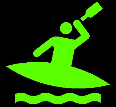 Budget Kayak Gear Logo